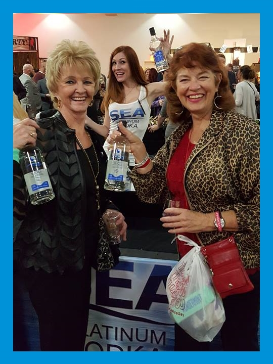 SEA Vodka Event Photo